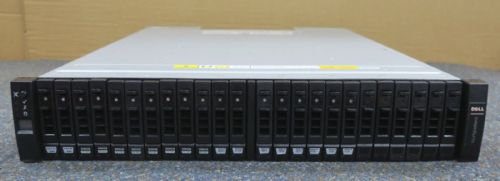 Dell Xyratex Compellent EB-2425 24-Bay SAS Enclosure 16x 600GB 2x Controllers
